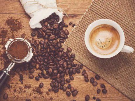 кафе преди състезание