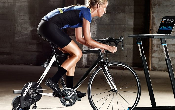 интерактивен велотренажор