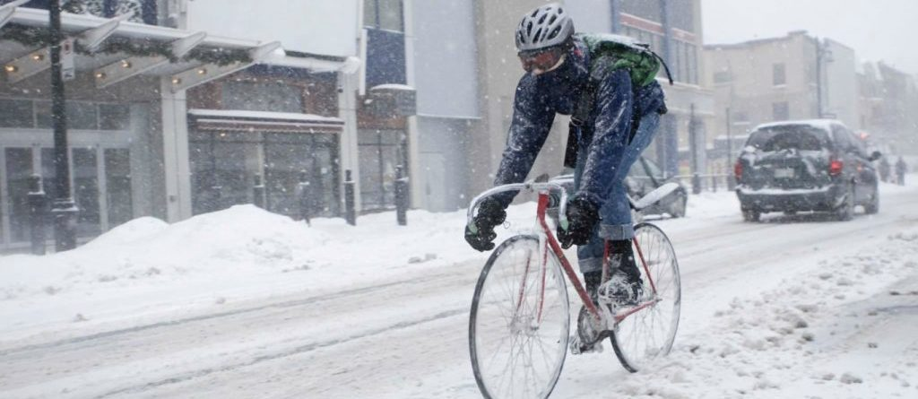 триатлон през зимата
