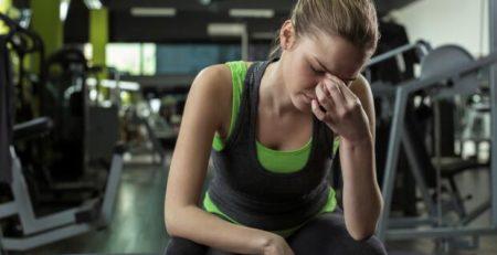 Трябва ли да тренираме ако сме болни