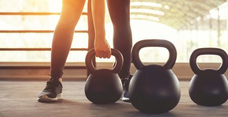 силови тренировки